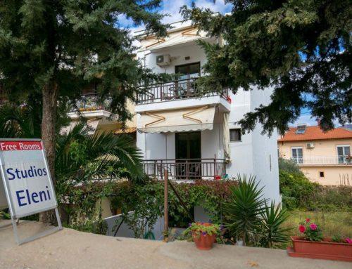 Vila Eleni Studios – Tasos Limenarija