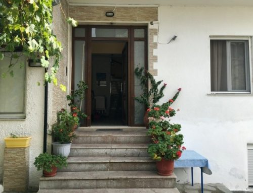 Vila Dina – Tasos Potos