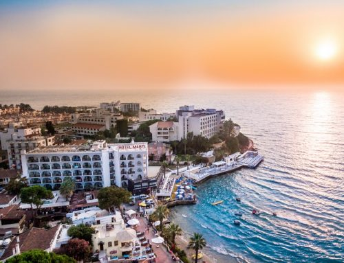HOTEL MARTI BEACH 4*- Kušadasi leto 2020.